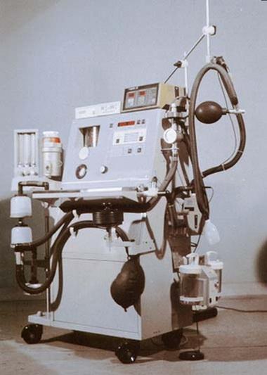 Контролируемая механическая вентиляция (CMV)