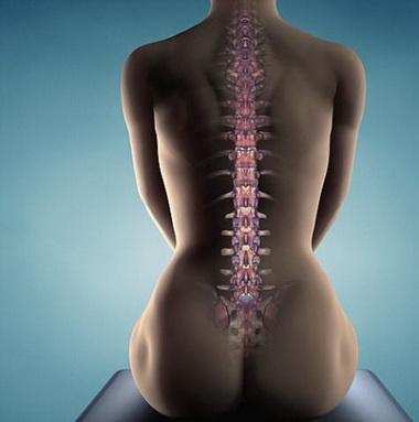 Сотрясение спинного мозга