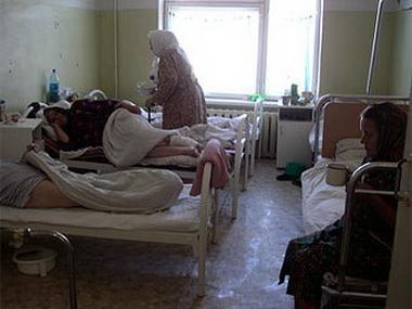 Доминирующие клинические синдромы в остром периоде взрывных поражений