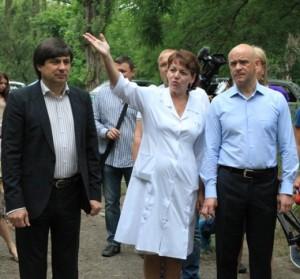 Одесская детская реанимация на Даче Ковалевского