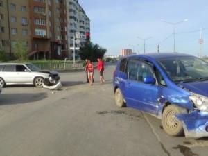 В Якутске двое детей пострадали в ДТП